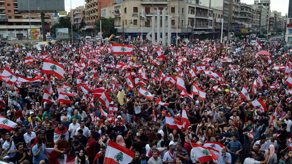 Libano situazione